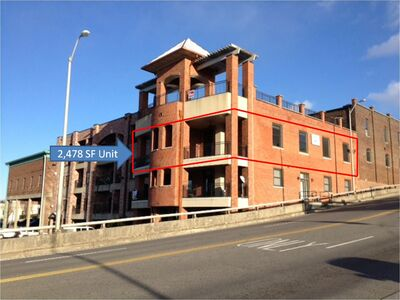 Office/Retail Loft Downtown Maryville